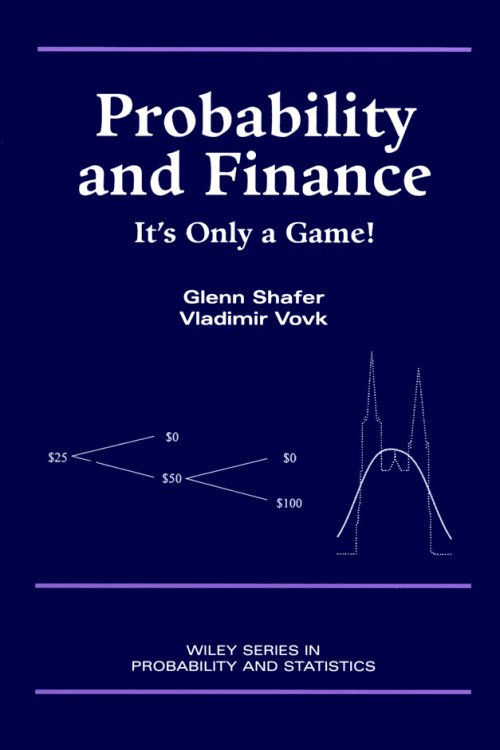 Game-theoretic Probability